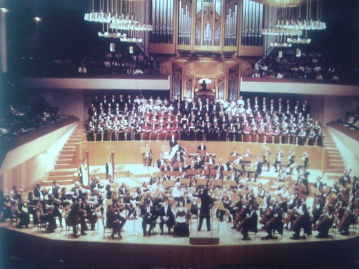 Madrid,2001,Auditorio Nacional de Musica